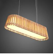 Maskros Pendant Lamp Uk by Modern Style Marble Candle Droplight Rectangle Wooden Led Pendant