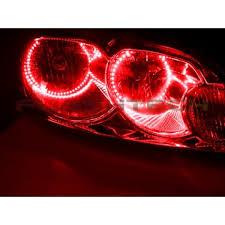 chevrolet impala v 3 fusion color change halo headlight kit 2006