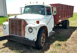1970 International Grain Truck | Item DA5561 | SOLD! July 19...