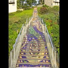 16th Avenue Tiled Steps Address by Moraga Steps Sandy U0027s Bits And Places