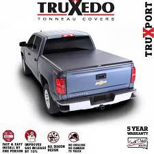 100 Truck Bed Covers Roll Up TruXedo TruXport Tonneau Cover 20072013 Chevy Silverado HD 8FT