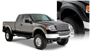 100 Lincoln Mark Truck Bushwacker ExtendaFender Flares 20062009 LT Front