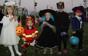 Fells Point Halloween Festival by Sparta Children Parade Their Halloween Costumes Sparta Nj News