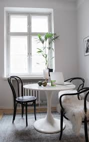 Small Round Kitchen Table Ideas by Best 25 Ikea Round Table Ideas On Pinterest Ikea Dining Chair