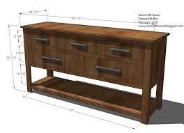 Dresser Valet Woodworking Plans by Dresser With Open Shelves Woodworking Plans Woodshop Plans