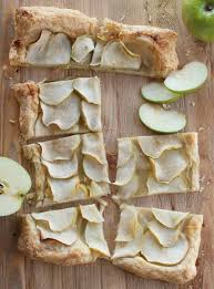 The Perfect Bite Rustic Apple Tart