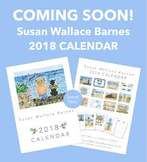 2018 SWB CALENDAR COLLECTION COMING... - Susan Wallace Barnes ... 12th Intertional Encaustic Conference Truro Center For The Meconference2017 Hashtag On Twitter Winnie The Pooh Whole Year Through August Calendar Plate Bradford 59 Best Calendars For 2016 Images Pinterest American Indians Camp Studios Email Directory Fort Myers High School Lifeguard Press Inc Google A Whimsical Garden Glittering Seasonal Ornaments From Wendy Addison November 2010 Amazoncom Susan Wallace Barnes Duck In Bucket Rough Waters Find Weekend Fun In Our Events Calendar