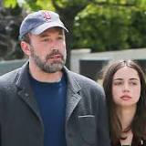 Ben Affleck Reunites With His Two Great Loves—Ana de Armas and Matt Damon