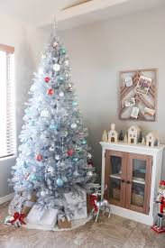 75 Nostalgia Vintage Artificial Christmas Tree For The Style Challenge I Knew That Silver Would Lend Perfectly To A Mid Century Modern Look