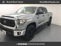 New 2019 Toyota Tundra 4X4 4WD CREWMAX 5.7L SR5 Short Bed In Round ... Tamiya 110 Toyota Tundra Highlift Kit Towerhobbiescom Ford F150 Svt Raptor Vs Trd Pro Carstory Blog Custom Trucks Near Raleigh And Durham Nc The Fullsize Capable At Thomasville 2011 Top Speed New 2019 4x4 4wd Crewmax 57l Sr5 Short Bed In Round Heavyduty 2017 Grey Tundrabronze Wheels Accents Tundra Toyota Trucks 7 Things To Know About Toyotas Newest 2018 Crewmax 55 Truck Rock Test Drive Tough Is Built To Last Times Free Press