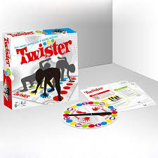 Newest Twister Board Game English Version Party Family Send Instructions With 242145cm Novelty Presents Video Novelties From Homedhgate