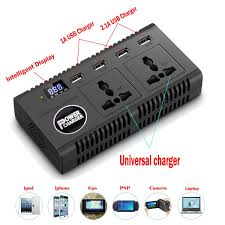 DC To AC Car Power Inverter 200W DC 12V 24V (Compatible With Car 12v ... Tundra Invter 120vac 12vdc 1500w 2 Outlets 45mr76m1500 New Super For Truck And Bus Market Projecta Buy Generic Convter Car Premium Dc12v To Ac220v 3000w 500w Watt Truck Boat Power Dc 48v Ac 220v 50hz Best Powerdrive Pd1500 With Bluetooth Tech Cheap Find Deals On Line At Alibacom 12v 110v 1200w Charger Vehemo 800w Solar Sine Wave Adapter Tripp Lite Pv1800hf 1800w 300w Pure S300 Pana Pacific
