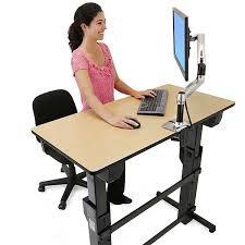 Ergotron Sit Stand Desk Manual standing desks and adjustable stand up desks ergotron