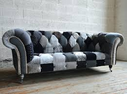 chaise velvet tufted sleeper chaise lounge in black flat