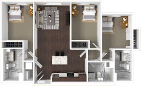 Bathroom Floor Plans With Washer And Dryer by Floorplans The Cadence Tucson