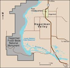 paleontology of the hagerman fossil beds