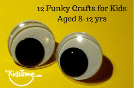 12 Funky Crafts For Kids Aged 8 Yrs