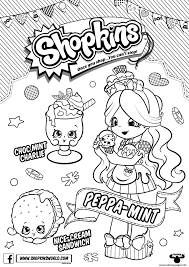 Shopkins Season 6 Chef Club Coloring Pages Printable Beautiful 4