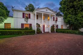 100 Holmby Hills Estate That Once Housed Audrey Hepburn Eva Gabor And