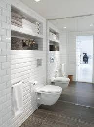 incroyable carrelage salle de bain avec carrelage blanc salle de