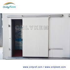chambre froide prix porte à charnière pour chambre froide porte coulissante prix