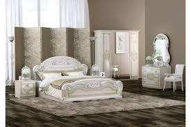 schlafzimmer barock stil lara in beige 6 teilig italien ebay