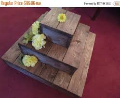 On Sale Rustic Cupcake Stand Cake Wedding Decoration Baking Tools Country Table Centerpiece