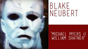 Halloween Mask William Shatners Face by Michael Myers William Shatner Youtube