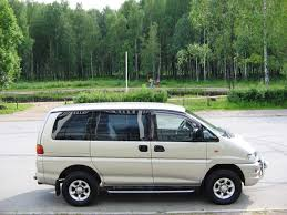 2000 Mitsubishi Space GEAR 2 5l Diesel Manual For Sale