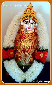 Varalakshmi Vratham Decoration Ideas by Sharan U0027s Samayalarai Varalakshmi Puja Vratham Significance