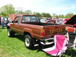 A 1986 TOYOTA 4X4 | Seen At The 2018 Rhinebeck NY Car Show. | RICHIE ... 1986 Toyota Sales Brochure Efi Turbo 4x4 Pickup Glen Shelly Auto Brokers Denver Govdeals 1 Ton Long Bed Reg Cab 2wd Youtube 1990 Overview Cargurus Sr5 Extendedcab Truck Stock Fj40 Wheels Super Clean T25 Anaheim 2016 V8 Ex Bad Boy Toy 4cam 32valves Hilux Wikipedia Lift Kits Tuff Country Ezride The And Tacoma Compared Spec For Deluxe Toyota Pickup Deluxe 4x4 Regular Cab Sly Lumpkins 4runner Bfgoodrichs What Are You