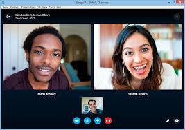 skype pour bureau skype nouvelle version pour windows bureau et mac en preview