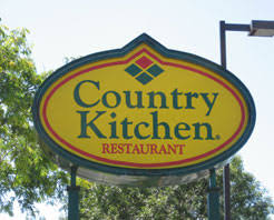 Country Kitchen In New Hope MN At Restaurant