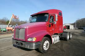 2006 International 9200I Tandem Axle Sleeper Cab Tractor For Sale By ...