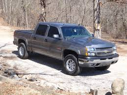 Chevrolet Silverado Truck That Has Been