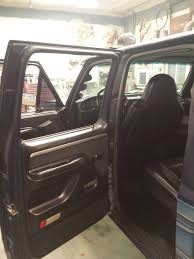 100 Ford Truck Replacement Seats Inside My 1994 F350 Big Blue Full Black Interior Lariat