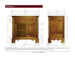 bedside table woodworking plans awesome gray bedside table