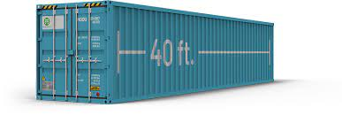 104 40 Foot Containers For Sale Shipping Dimensions Modugo