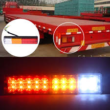 2pcs 12V Waterproof 20leds Trailer Truck LED Tail Light Lamp Car ... Amazoncom Driver And Passenger Taillights Tail Lamps Replacement Home Custom Smoked Lights Southern Cali Shipping Worldwide I Hear Adding Corvette Tail Lights To Your Trucks Bumper Adds 75hp 2pcs 12v Waterproof 20leds Trailer Truck Led Light Lamp Car Forti Usa 36 Leds Van Indicator Reverse Round 4 Braketurntail 3 Panel Jim Carter Parts Brake Led Styling Red 2x Rear 5 Functions Ultra Thin Design For Rear Tail Lights Lamp Truck Trailer Camper Horsebox Caravan Volvo Semi Best Resource