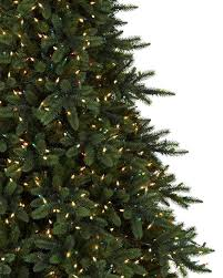 Unlit Christmas Tree 9 by California Baby Redwood Artificial Christmas Tree Balsam Hill