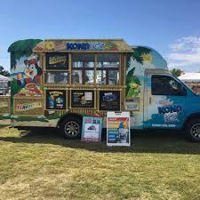 100 Vegas Food Trucks Kona Ice Trilogy Las Roaming Hunger