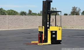 Used Hyster N45XMR Stand-Up Reach Forklift - YouTube Forklift Types Classifications Cerfications Western Materials Standup Electric Reach Truck 11988 Used Raymond Easi Ces 820 Crown 45rrtt Coronado Equipment Sales Digger Welbrit Endcontrolled Rider Pallet Jack Riding Toyota Forklifts Swing Turret 3wheel Lifttruckstuffcom New Lift R Series 12t Mast Reachable Demo 20827 Josts Trucks Are Powerful And Energy Efficient