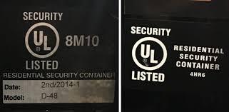 Breaking Down UL Gun Safe Certifications