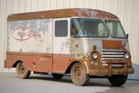 100 Old Panel Trucks For Sale Grumman Olson Skunk River Restorations
