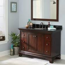 silkroad exclusive granite counter top 38 inch single sink cabinet