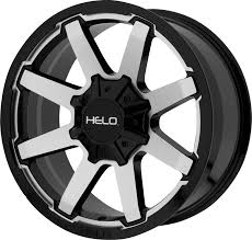 100 Helo Truck Wheels HE909
