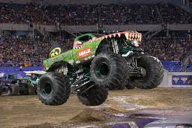 100 Monster Truck Show Miami Jam At The BBT Center August 11 12 Macaroni Kid