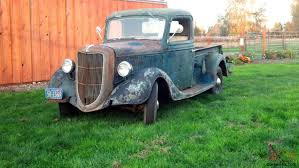1936 Ford Pickup. Barn Find Stored In 1969. Rat Rod Hot Rod Bone ... 1936 Ford Pickup Truck Retro Street Rod Ho 302 V8 Pickup Hotrod Style Tuning Gta5modscom Hamilton Auto Sales 1935 2019 20 Top Upcoming Cars Jsk Hot Rods Built Truck Fred Struckman Youtube Converting From Mechanical To Hydraulic Brakes Ford The 35 Rod Factory Five Racing Trokita Loca Houdaille Lever Shocks Rebuilt Car And Grille Excellent Cdition Uncle Bill Flickr A New Life For An Old Photo Gallery