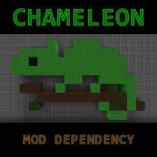 Chameleon Library 1 12 1 11 2 1 10 2 for Minecraft Mod Minecraft