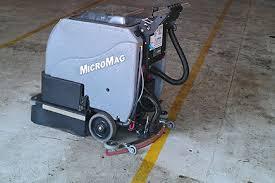 Tile Floor Scrubbers Machines by Floor Scrubber Dryer Micromag Walk Behind Commercial Floor